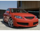 Mazda 3 EDS Front Bumper