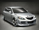 Mazda 3 Imperial Side Skirts