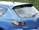 Mazda 3 Sport Rear Wing