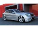 Mercedes C-Class W203 AMG-Style Body Kit