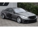 Mercedes CL-Class W216 Facelift Exclusive Wide Body Kit
