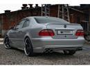 Mercedes CLK W208 PR Rear Bumper Extension