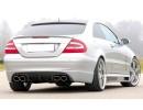 Mercedes CLK W209 Recto Window Spoiler