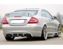 Mercedes CLK W209 Recto-X Rear Bumper Extension