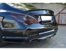Mercedes CLS 218 MX2 Rear Bumper Extension