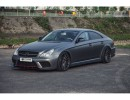 Mercedes CLS W219 Black-Edition Side Skirts
