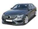 Mercedes E-Class W212 Facelift VX Front Bumper Extension