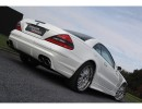 Mercedes SL R230 Bara Spate PR