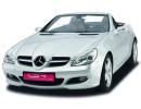 Mercedes SLK R171 Bad-Look Eyebrows