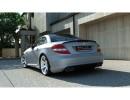 Mercedes SLK R171 W204-AMG-Look Rear Bumper