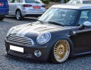 Mini Cooper Iris Front Bumper Extension