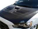 Mitsubishi Lancer EVO 10 Estima Carbon Fiber Hood