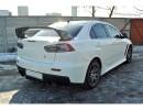 Mitsubishi Lancer EVO 10 MX Rear Bumper Extension