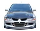 Mitsubishi Lancer EVO 8 Speed Front Bumper Extension
