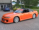 Nissan 200SX S14 S14A Racer Wide Body Kit