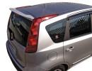 Nissan Note E11 Speed Rear Wing