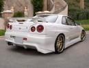 Nissan Skyline R34 GTT J-Style Rear Wing