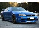 Nissan Skyline R34 GTT Wide Body Kit GTR-Look