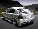 Opel Astra G Aggressive Rear Bumper