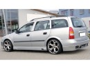 Opel Astra G Caravan Recto Rear Bumper Extension