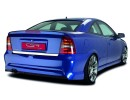 Opel Astra G Coupe NewLine Rear Bumper