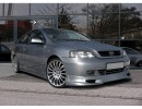 Opel Astra G Coupe/Convertible J-Style Front Bumper Extension