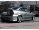 Opel Astra G Coupe/Convertible J-Style Rear Bumper Extension