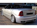 Opel Astra G Coupe/Convertible Sonic Rear Bumper