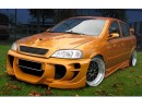 Opel Astra G Extreme Front Bumper