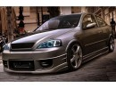 Opel Astra G GTS Side Skirts