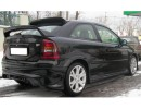 Opel Astra G J-Style Rear Bumper Extension