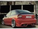 Opel Astra G M-Style Rear Bumper