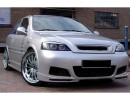Opel Astra G Sonic Side Skirts