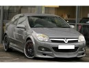Opel Astra H GTC / 3 Door J-Style Side Skirts