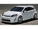 Opel Astra H GTC Attack Front Wheel Arch Extensions