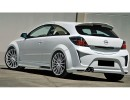 Opel Astra H GTC Attack Rear Wheel Arch Extensions