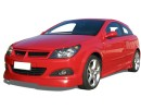 Opel Astra H GTC DTM-Style Front Bumper Extension