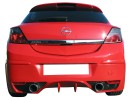 Opel Astra H GTC DTM-Style Rear Bumper Extension