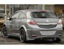 Opel Astra H GTC J-Style Rear Bumper Extension