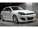 Opel Astra H GTC L-Style Front Bumper