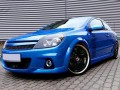 Opel Astra H GTC M-Style Front Bumper