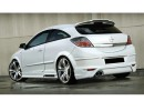 Opel Astra H GTC MaxStyle Rear Bumper Extension