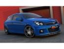 Opel Astra H GTC OPC MX Front Bumper Extension