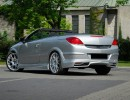 Opel Astra H Twin Top Rear Bumper Extension J-Style No2