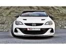 Opel Astra J OPC MT Front Bumper Extension