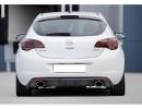 Opel Astra J Recto Rear Bumper Extension