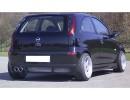 Opel Corsa C Intenso Rear Bumper