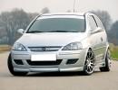 Opel Corsa C Vector Front Bumper Extension