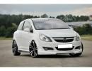 Opel Corsa D Body Kit Vortex