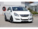 Opel Corsa D Extensie Bara Fata Vortex-S